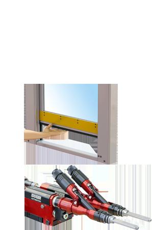 Schluderbacher ti invita a MECSPE 2018 ripari mobili Strasser avvitatori automatici Stoeger Automation