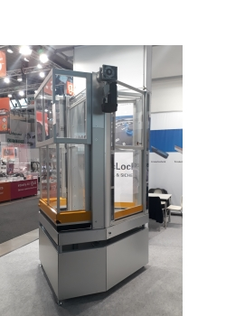 Schluderbacher ti invita a MECSPE 2019 ripari mobili Strasser
