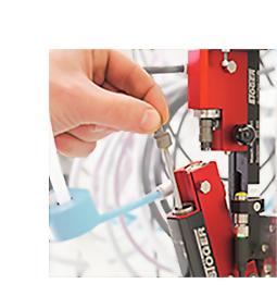 Stoeger Automation avvitatori automatici, cambio rapido del cacciavite