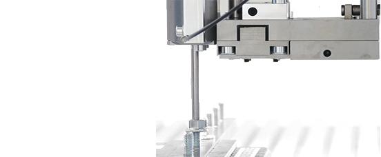 Stoeger Automation avvitatori automatici per dadi con dado a caduta su perno