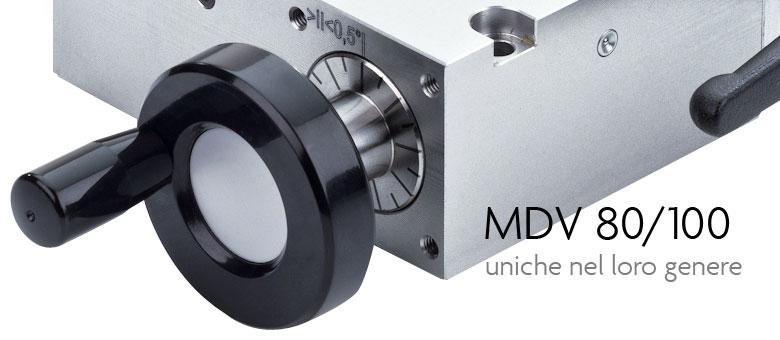 Tavola rotante MDV 80/100