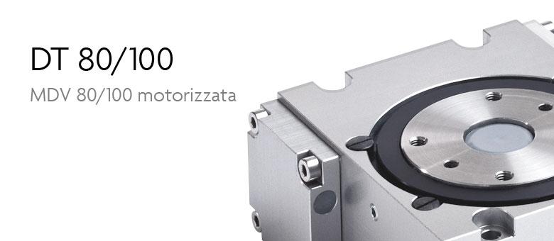 Tavole rotanti DT 80/100